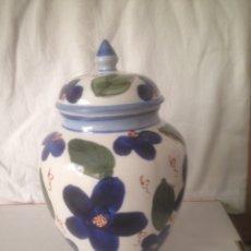 Antigüedades: TIBOR-ALBARELO DE PORCELANA CHINA, CHINO. Lote 75867151