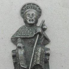 Antigüedades: PLACA SANTIAGO APÓSTOL. Lote 75883862