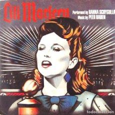 Discos de vinilo: PEER RABEN - LILI MARLEEN 12 SINGLE FROM OST (MAXI, VINILO, METRÓPOLIS - 1982, UK). Lote 75888871