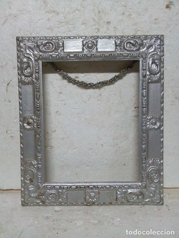 marco plateado de epoca sin cristal - Comprar Marcos Antiguos de ...