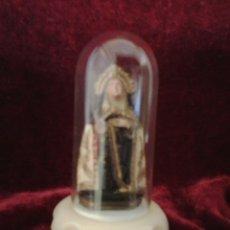 Antigüedades: FANAL CON LA VIRGEN. Lote 75918955