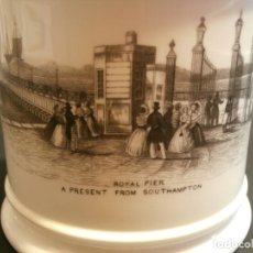 Antigüedades: TAZA ROYAL PIER FROM SOUTHAMPTON. Lote 76053927
