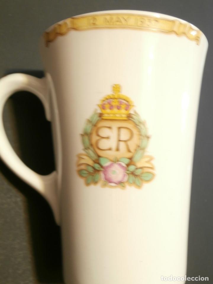 Antigüedades: Taza conmemorativa Coronation King EDWARD VIII - Foto 4 - 76054447