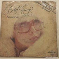 Discos de vinilo: BETTY MISSIEGO - SU CANCIÓN. Lote 76143307