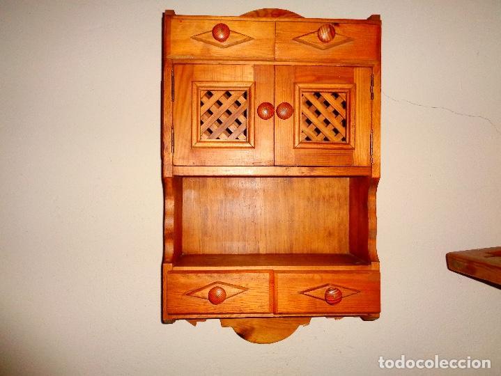 Mueble armario para cocina comprar muebles auxiliares for Armarios de cocina antiguos