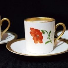 Antigüedades: TAZAS DE CAFÉ ROSENTHAL. Lote 76217807