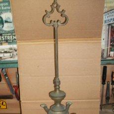 Antigüedades: ANTIGUO VELON O LAMPARA DE ACEITE. Lote 76403927