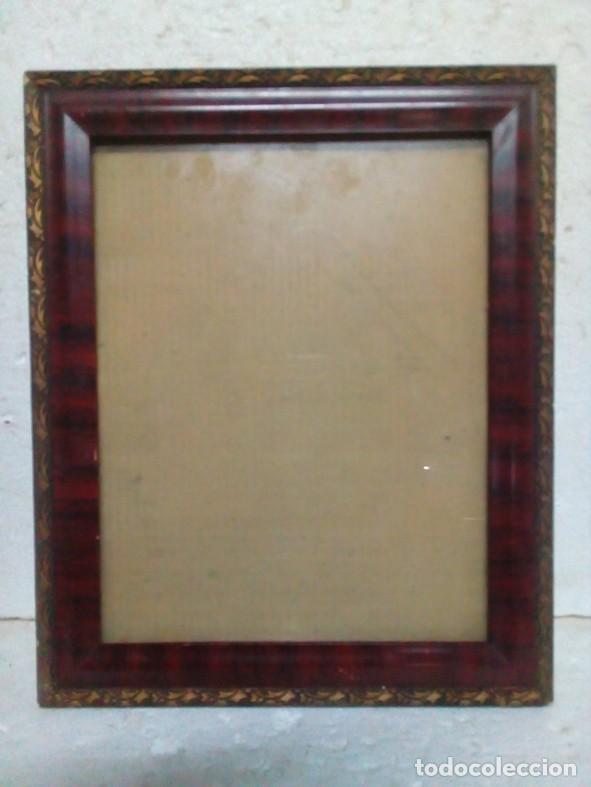 marco con cristal - Comprar Marcos Antiguos de Cuadros en ...