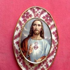 Antigüedades: JESUCRISTO VINTAGE. AÑOS 60.. EL ENVIO ESTA INCLUIDO. . Lote 76531819