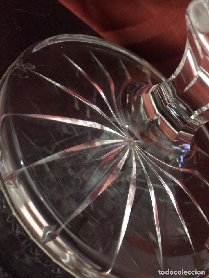 Antigüedades: Bombonera cristal - Foto 6 - 76555314