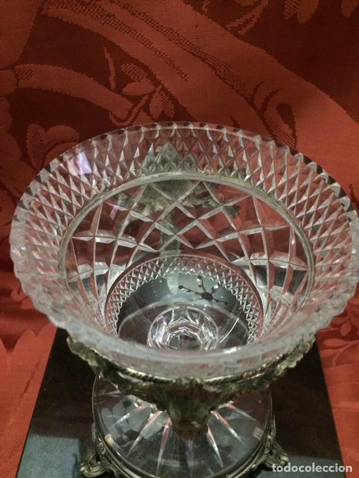 Antigüedades: Bombonera cristal - Foto 9 - 76555314