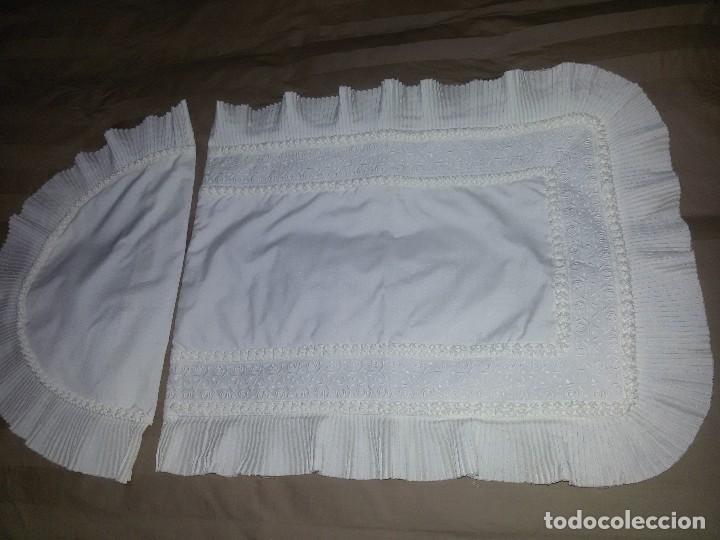 COLCHA DE CUNA O CARRITO BEBÉ (Antigüedades - Moda y Complementos - Infantil)
