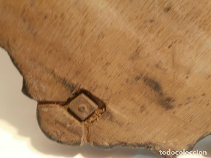 Antigüedades: Espejo de bronce - Foto 2 - 76564967