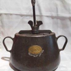 Antigüedades: ANTIGUA OLLA EXPRES MADA- PRIMERA PATENTE MUNDIAL - Nº 71143 - CIRCA 1919. Lote 76576499