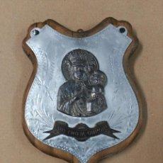 Antigüedades: ICONO DE LA VIRGEN DEL PERPETUO SOCORRO. Lote 76588875