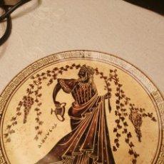 Antigüedades: PLATO NUMERADO DE LA EDICION LIMITADA LOS DOCE DIOSES DEL OLIMPO. Lote 76671279