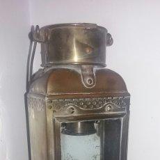 Antigüedades: FAROL ANTIGUO. Lote 76693125