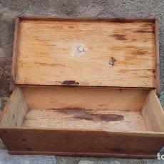 Antigüedades: PASTERA O ARCON PANADERO. Lote 76693703