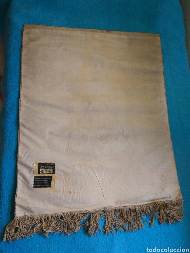 Antigüedades: REPOSTERO CON ESCUDO MALAGA - Foto 2 - 76707719