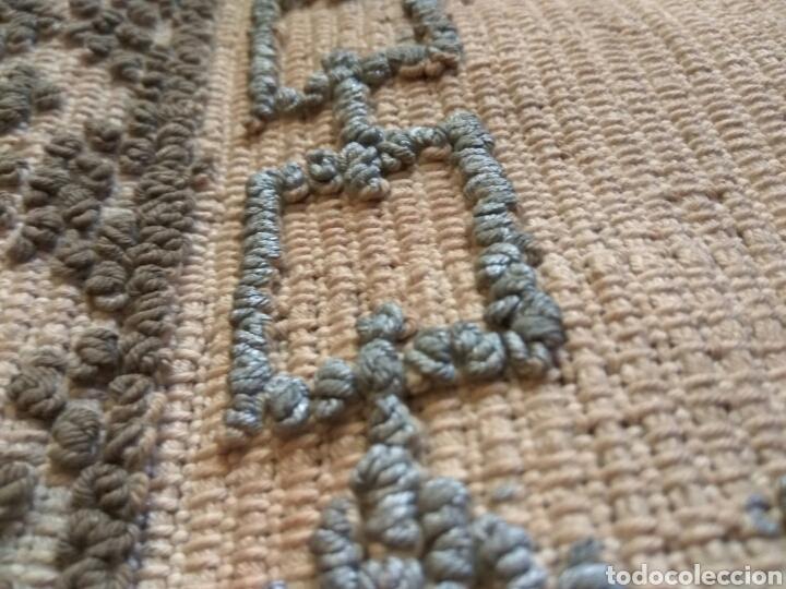 Antigüedades: REPOSTERO CON ESCUDO MALAGA - Foto 7 - 76707719