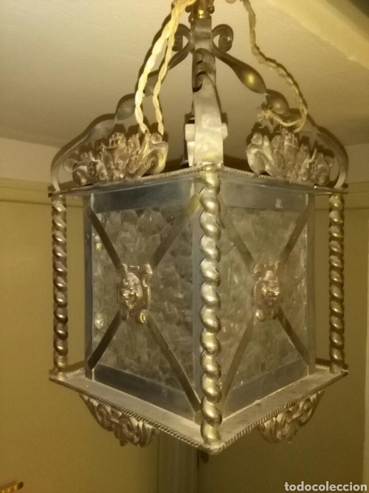 Antigüedades: Farol modernista - Foto 6 - 76812383