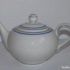 Antigüedades: TETERA DE SANTA CLARA - VIGO - CAFETERA. Lote 76931045