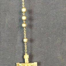 Antigüedades: ROSARIO PLATA 950 GUADALAJARA MEXICO EL ROBLE M. I. R. 53308 VIRGEN GUADALUPE STERLING 48CMS. Lote 76961493