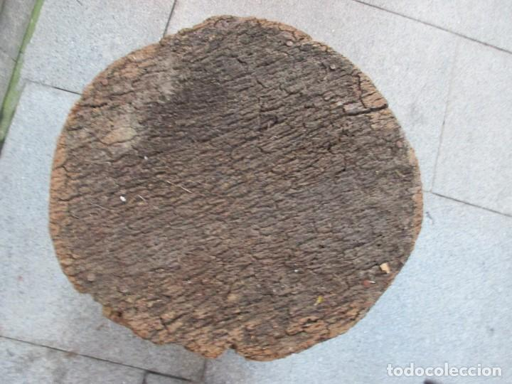 Antigüedades: APICULTURA - ANTIGUO CORTIZO COLMENA DE ABEJAS, CORTEZA DE ALCORNOQUE CORCHO SOBREIRO 49X35CM + INFO - Foto 5 - 171676338