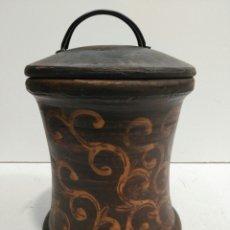 Antigüedades: VASIJA BARRO.. Lote 77473718