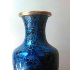 Antigüedades: JARRON DE CLOISONNE. Lote 77595159