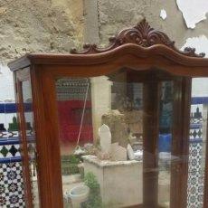 Antigüedades: VITRINA ANTIGUA. Lote 77602469