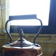 Antigüedades: TETERA COBRE . Lote 77809101