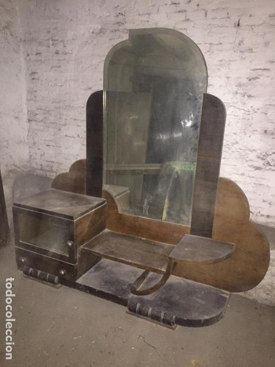 MUEBLE ART DECO (Antigüedades   Muebles Antiguos   Auxiliares Antiguos)