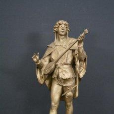 Antigüedades: CALAMINA TROVADOR. Lote 77862741
