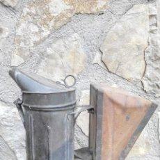 Antigüedades: ANTIGUO FUMIGADOR PARA APICULTURA. Lote 77889973