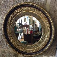 Antigüedades: ESPEJO FRANCÉS EN MADERA. Lote 77889989