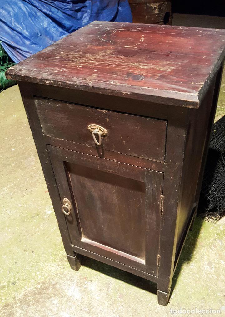 Como restaurar muebles antiguos como restaurar muebles for Restaurar muebles de madera viejos