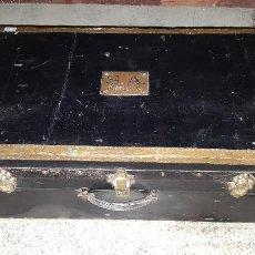 Antigüedades: MALETA DE VIAJE. Lote 77959717
