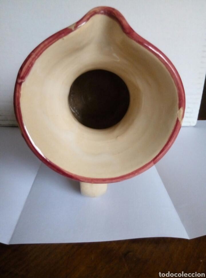 Antigüedades: Jarra ceramica. Puente Arzobispo - Foto 5 - 77968346