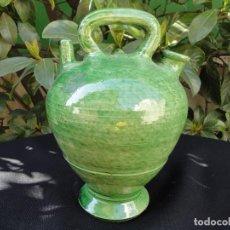 Antigüedades: ALFARERÍA CATALANA: CÀNTIR (BOTIJO) DE EL VENDRELL. Lote 78014737