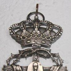 Antigüedades: MEDALLA ESCUDO ORDEN LOS MÍNIMOS ERMITAÑOS DE SAN FRANCISCO DE PAULA FUNDADA EN ITALIA S.XV. Lote 78066445