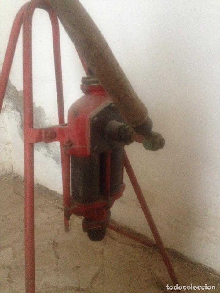 Antigüedades: BOMBAS HIERRO AGRICULTURA - Foto 7 - 78087565