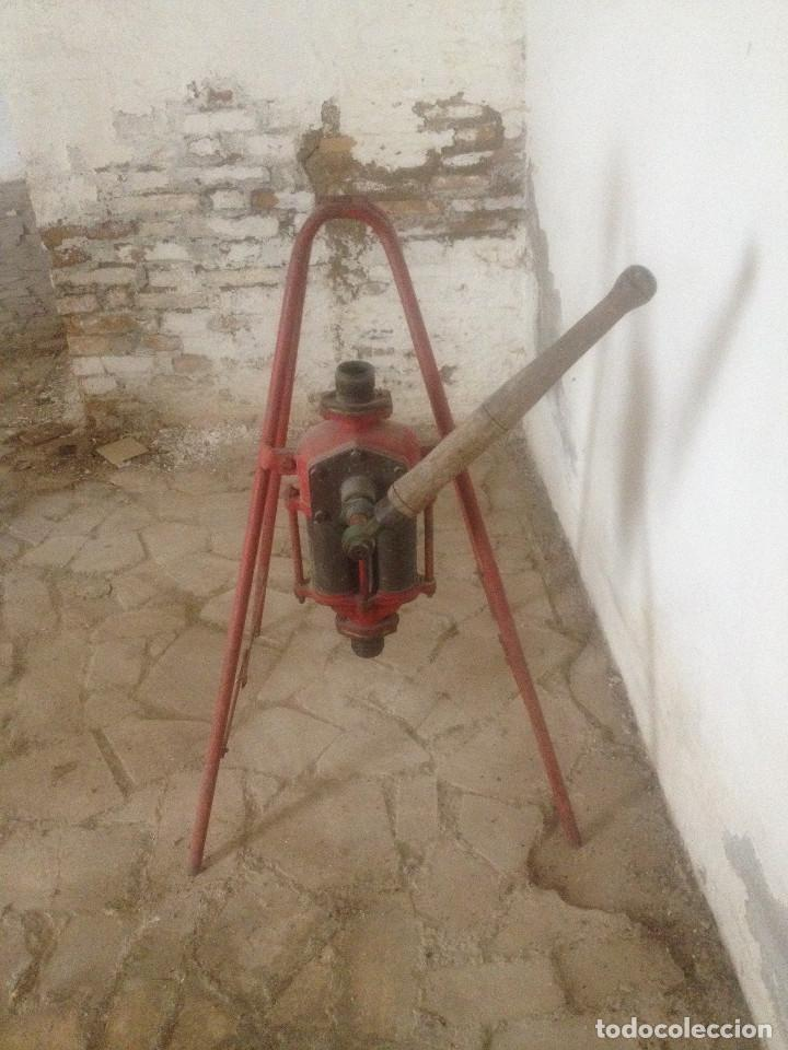 Antigüedades: BOMBAS HIERRO AGRICULTURA - Foto 9 - 78087565