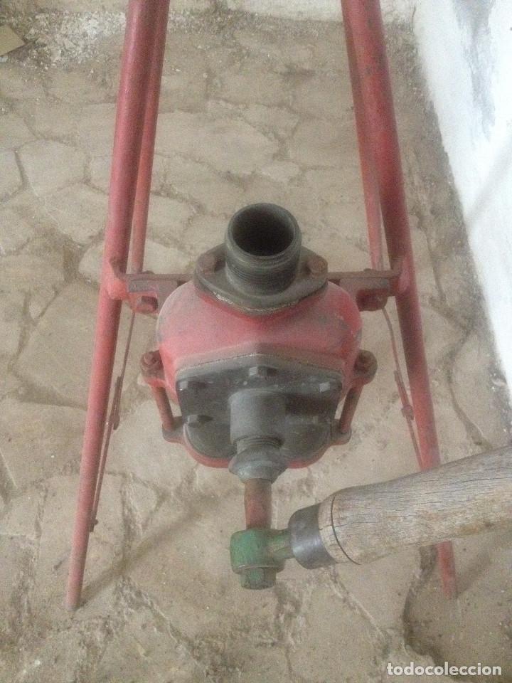 Antigüedades: BOMBAS HIERRO AGRICULTURA - Foto 10 - 78087565