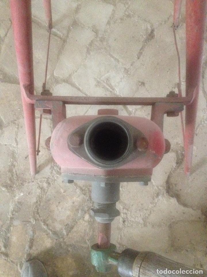 Antigüedades: BOMBAS HIERRO AGRICULTURA - Foto 11 - 78087565