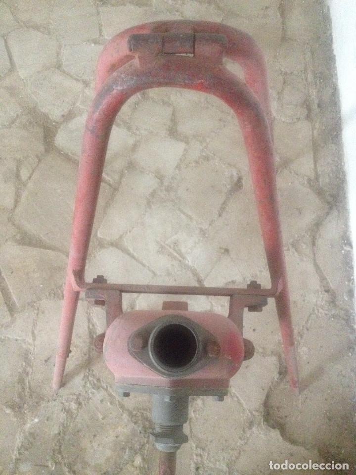Antigüedades: BOMBAS HIERRO AGRICULTURA - Foto 12 - 78087565