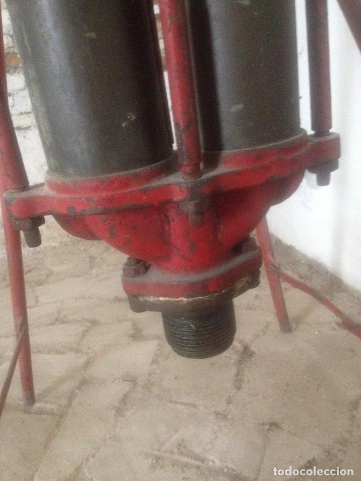 Antigüedades: BOMBAS HIERRO AGRICULTURA - Foto 13 - 78087565