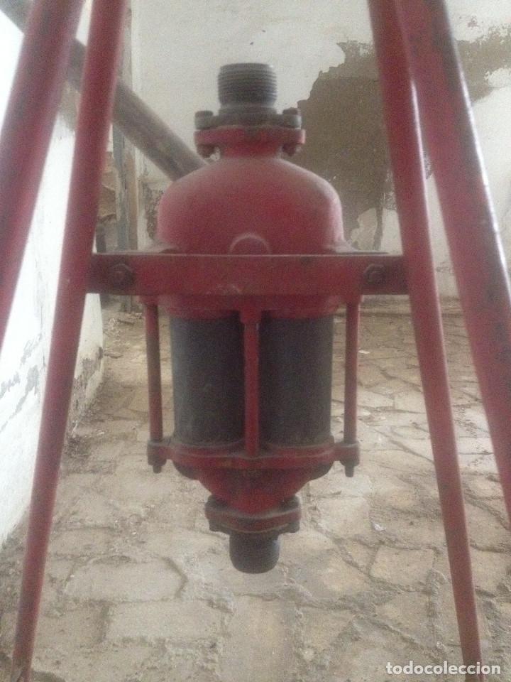 Antigüedades: BOMBAS HIERRO AGRICULTURA - Foto 14 - 78087565