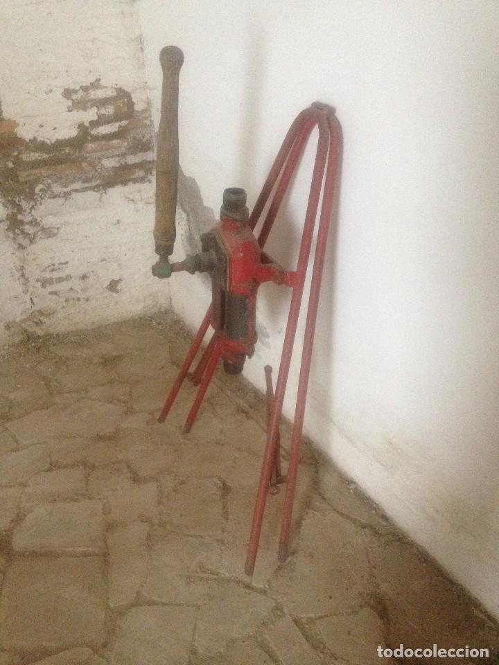 Antigüedades: BOMBAS HIERRO AGRICULTURA - Foto 16 - 78087565