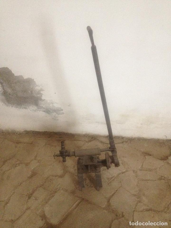 Antigüedades: BOMBAS HIERRO AGRICULTURA - Foto 17 - 78087565
